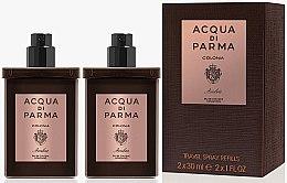 Düfte, Parfümerie und Kosmetik Acqua di Parma Colonia Ambra Travel Spray Refills - Eau de Cologne