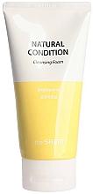 Düfte, Parfümerie und Kosmetik Aufhellender Gesichtsreinigungsschaum - The Saem Natural Condition Cleansing Foam