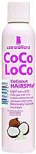 Düfte, Parfümerie und Kosmetik Haarlack mit Kokosduft - Lee Stafford Coco Loco Coconut Hairspray