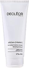 Düfte, Parfümerie und Kosmetik Erfrischendes Tonikum-Gel für Füße und Beine mit kühlendem Effekt - Decleor Pro Aroma Dynamic Refreshing Toning Gel