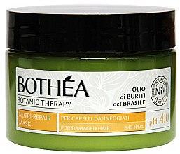 Düfte, Parfümerie und Kosmetik Haarmaske für geschädigtes Haar - Bothea Botanic Therapy Nutri-Repair Mask pH 4.0