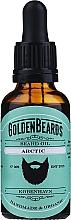 Düfte, Parfümerie und Kosmetik Bartöl Arctic - Golden Beards Beard Oil
