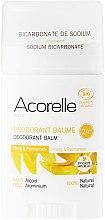 Düfte, Parfümerie und Kosmetik Bio Deostick mit Ylang-Ylang und Palmarosa - Acorelle Deodorant Balm
