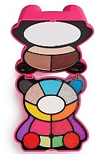 Düfte, Parfümerie und Kosmetik Lidschattenpalette - I Heart Revolution Teddy Bear Palette Lulu