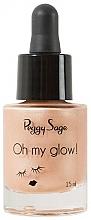 Düfte, Parfümerie und Kosmetik Flüssiger Highlighter - Peggy Sage Oh my Glow! Liquid Illuminator