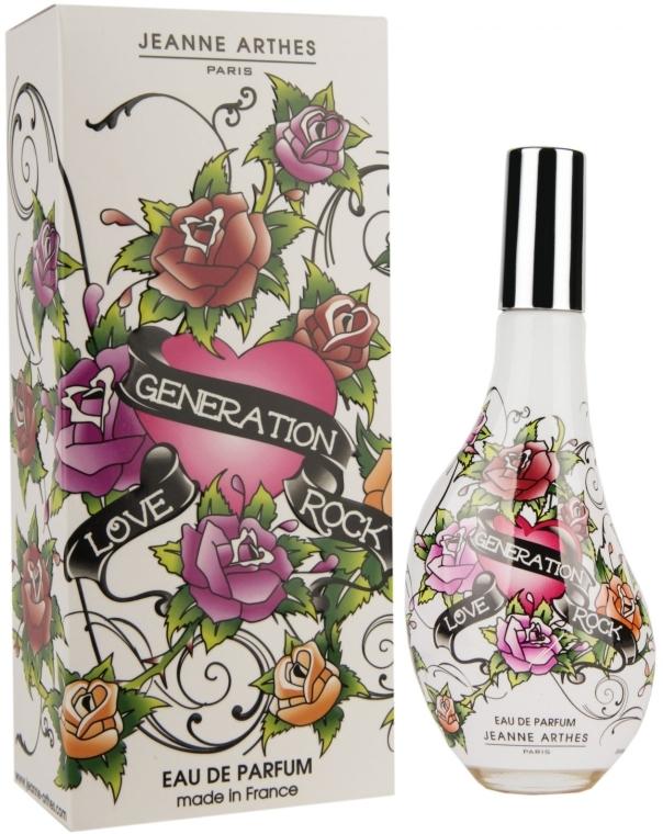 Jeanne Arthes Love Generation Rock - Eau de Parfum