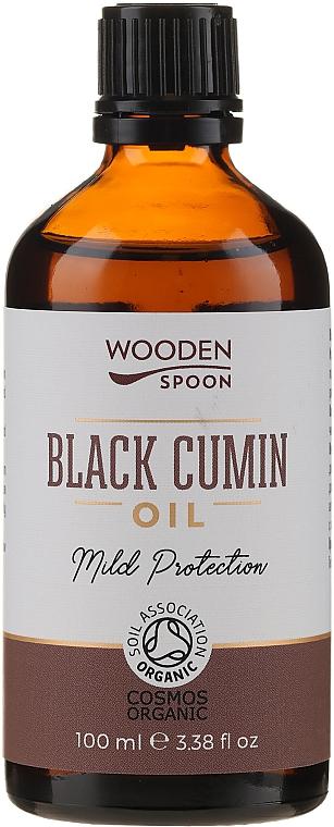 Kaltgepresstes Schwarzkümmelöl - Wooden Spoon Black Cumin Oil