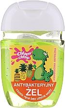 Düfte, Parfümerie und Kosmetik Antibakterielles Handreinigungsgel mit Ananasduft - Chlapu Chlap Antibacterial Hand Gel Pineapple Party