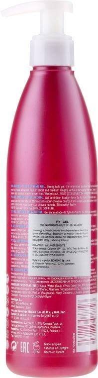 Alkoholfreies Haargel Starker Halt - Revlon Professional Pro You Texture Strong Hair Gel Alcohol Free — Bild N2