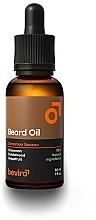 Düfte, Parfümerie und Kosmetik Nährendes Bartöl mit Zimt-, Sandelholz- und Grapefruitduft - Beviro Beard Oil Cinnamon Season