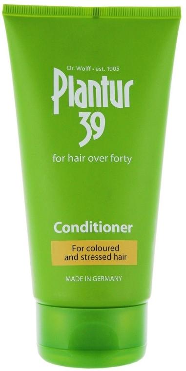 Pflegende Spülung gegen Haarausfall für coloriertes und strapaziertes Haar - Plantur Pflege Spulung — Bild N2