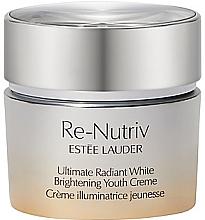 Düfte, Parfümerie und Kosmetik Aufhellende Anti-Aging Gesichtscreme - Estee Lauder Re-Nutriv Ultimate Radiant White Brightening Youth Cream