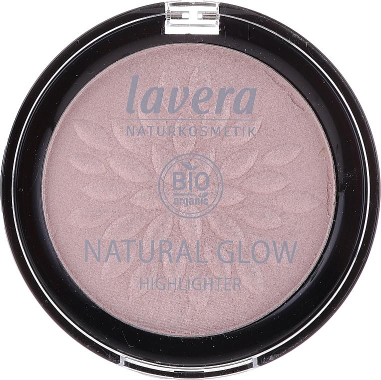 Highlighter für das Gesicht - Lavera Natural Glow Highlighter — Bild N1