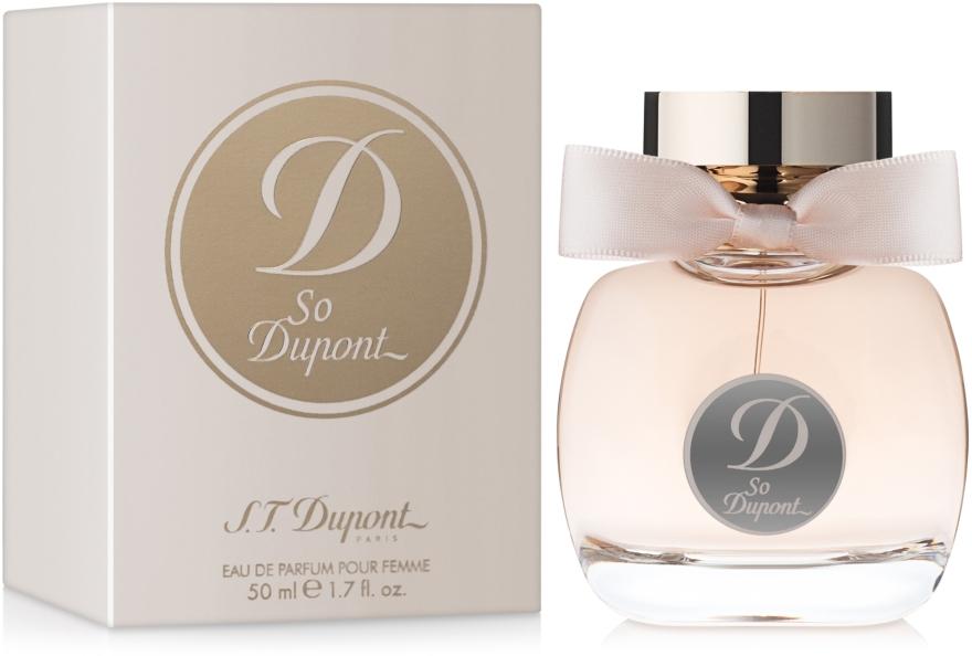 S.T. Dupont So Dupont Pour Femme - Eau de Parfum