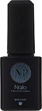 Düfte, Parfümerie und Kosmetik Nagelbase Gel - Najlo Professional Base Coat