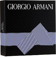 Düfte, Parfümerie und Kosmetik Giorgio Armani Code Profumo - Duftset (Eau de Parfum 110ml+Eau de Parfum 15ml+Duschgel 75ml)