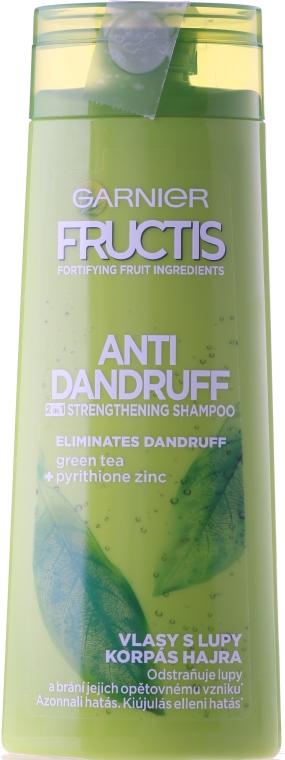 Anti Schuppen Kräftigendes Shampoo - Garnier Fructis  — Bild N1