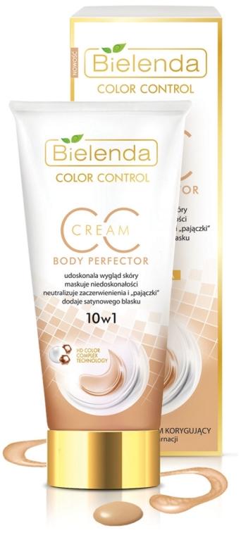 Universelle Farbkorrektur für den Körper - Bielenda Creams CC and DD — Bild N1