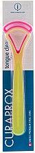 Düfte, Parfümerie und Kosmetik Zungenreiniger-Set CTC 203 gelb und rosa - Curaprox Tongue Cleaner