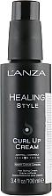 Düfte, Parfümerie und Kosmetik Haarstylingcreme für lockiges Haar - L'anza Healing Style Curl Up Cream