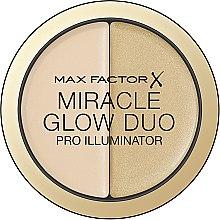 Düfte, Parfümerie und Kosmetik Gesichts-Concealer - Max Factor Miracle Glow Duo