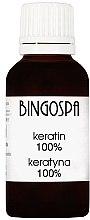 Düfte, Parfümerie und Kosmetik Keratin 100% für Haar und Nägel - BingoSpa Keratin 100%