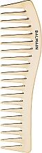 Düfte, Parfümerie und Kosmetik Professioneller Stylingkamm 14 Karat Gold - Balmain Paris Hair Couture Golden Styling Comb