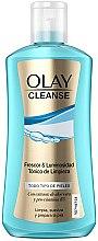 Düfte, Parfümerie und Kosmetik Erfrischendes und reinigendes Gesichtstonikum mit Aloe Vera und Provitamin B5 - Olay Cleanse Tonic Freshness & Brightness