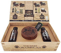 Düfte, Parfümerie und Kosmetik Dear Barber Collection V Style & Go Pomade - Männerpflegeset (Eau de Toilette 30ml + Shampoo 50ml + Pomade 100ml)
