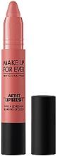 Düfte, Parfümerie und Kosmetik Matter Lippenstift - Make Up For Ever Artist Lip Blush