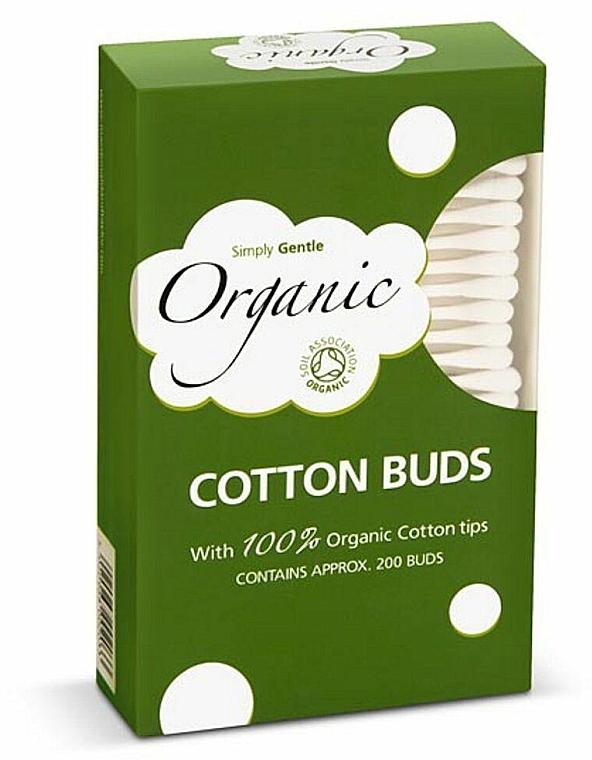 Wattestäbchen - Simply Gentle Organic Cotton Buds