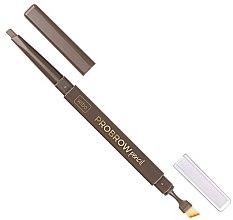 Düfte, Parfümerie und Kosmetik Augenbrauenstift mit Pinsel - Wibo Pro Brow Pencil