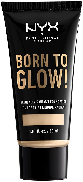 Flüssige Foundation - NYX Professional Makeup Born To Glow
