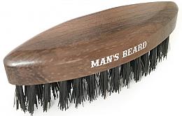 Düfte, Parfümerie und Kosmetik Holzige Bartbürste für die Reise - Man'S Beard Travel Beard Brush Without Wooden Handle