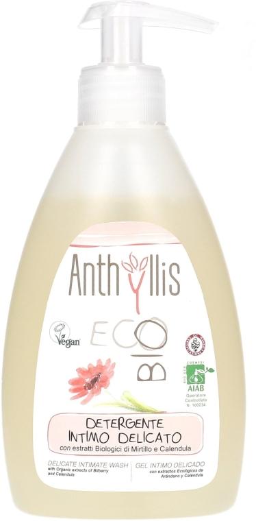 Intimpflegelotion mit Ringelblume - Anthyllis Intimate Body Wash