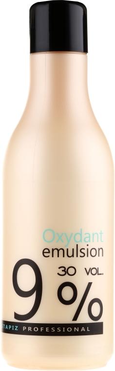 Wasserstoffperoxid mit cremiger Konsistenz 9% - Stapiz Professional Oxydant Emulsion 30 Vol
