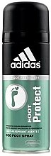 Düfte, Parfümerie und Kosmetik Fußdeodorant 4in1 - Adidas Foot Protect