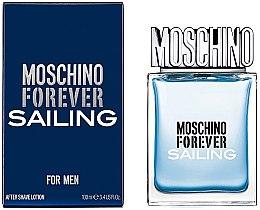 Düfte, Parfümerie und Kosmetik Moschino Forever Sailing - After Shave Lotion