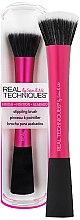 Düfte, Parfümerie und Kosmetik Universaler Pinsel für feste oder flüssige Textur - Real Techniques Stippling Brush Multilingual