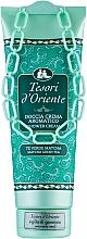 Düfte, Parfümerie und Kosmetik Tesori d`Oriente Matcha Green Tea - Duschcreme Grüner Tee