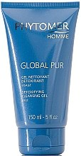 Düfte, Parfümerie und Kosmetik Reinigungsgel - Phytomer Homme Global Pur Detoxifying Cleansing Gel