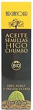 Düfte, Parfümerie und Kosmetik 100% Bio Feigenkaktusöl - Arganour Prickly Pear Seed Pure Oil