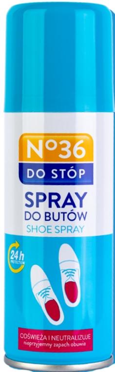 Erfrischendes und neutralisierendes Schuhspray - Pharma Cf N36 Shoe Spray