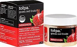 Düfte, Parfümerie und Kosmetik Regenerierende Anti-Age Crememaske für die Nacht - Tolpa