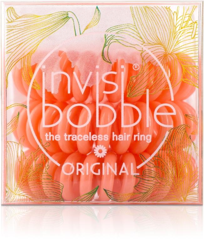 "Haargummis ""Sweet Clementine"" 3 St. - Invisibobble Sweet Clementine — Bild N1"