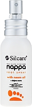 Düfte, Parfümerie und Kosmetik Fußserum mit Neemöl - Silcare Nappa Foot Liquid with Neem Oil
