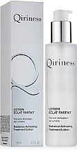 Düfte, Parfümerie und Kosmetik Aufhellende Gesichtslotion - Qiriness Radiance Activating Treatment Lotion