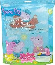 Düfte, Parfümerie und Kosmetik Badeschwamm-Set Peppa Pig Flugreise 3 St. - Suavipiel Peppa Pig Bath Sponge