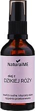Düfte, Parfümerie und Kosmetik Wildrosenöl - NaturalME (mit Pumpenspender)