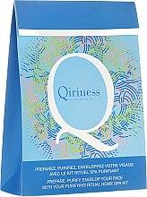 Düfte, Parfümerie und Kosmetik Gesichtspflegeset - Qiriness (Peelingmaske 20ml+Aroma-Dampfbad 8g+Reinigende Maske 30g)
